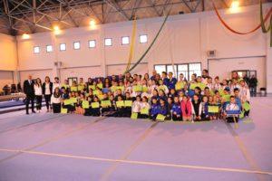 Sez. GAM - Camp. Reg. Serie D Silver (LA/LB/LC/LD/LE) - 2^ Prova @ Scuola Regionale dello Sport
