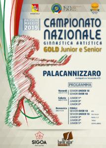 Sez. GR - Campionato Nazionale GOLD Junior e Senior @ Palacannizzaro